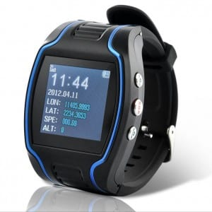Gps Watch Tracker Buy Today For Only   Incl Vat