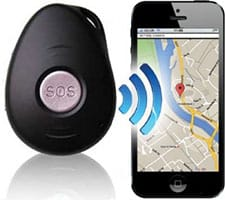 Stray Star GPS Tracker for elderly and dementia