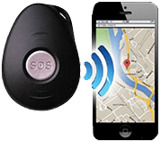 Stray Star Personal GPS Tracker