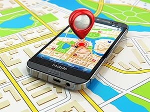 gps tracker locations