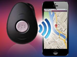 GPS Tracker for Dementia & Alzheimer's